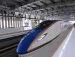 北陸新幹線【はくたか】に乗ってみました。